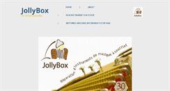 Preview of jollybox.co.uk